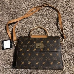 New Beverly Hills Polo Club Shoulder Bag Purse